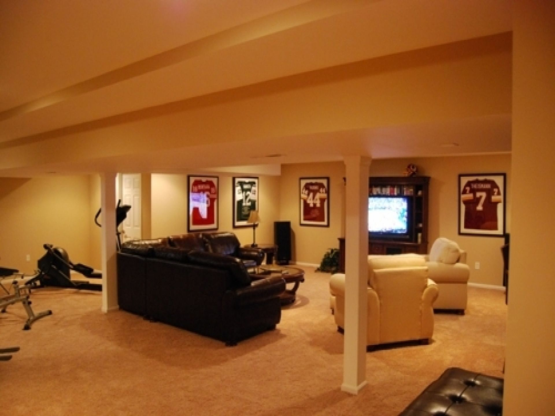 basement ideas on a budget smalltowndjs morgan home