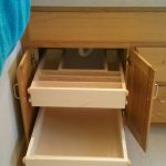 bathroom cabinet roll out shelves maximize your storage and