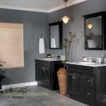 bathroom color ideas with dark cabinets bathroom pinterest
