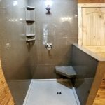 bathroom remodel walk in shower onyx installer