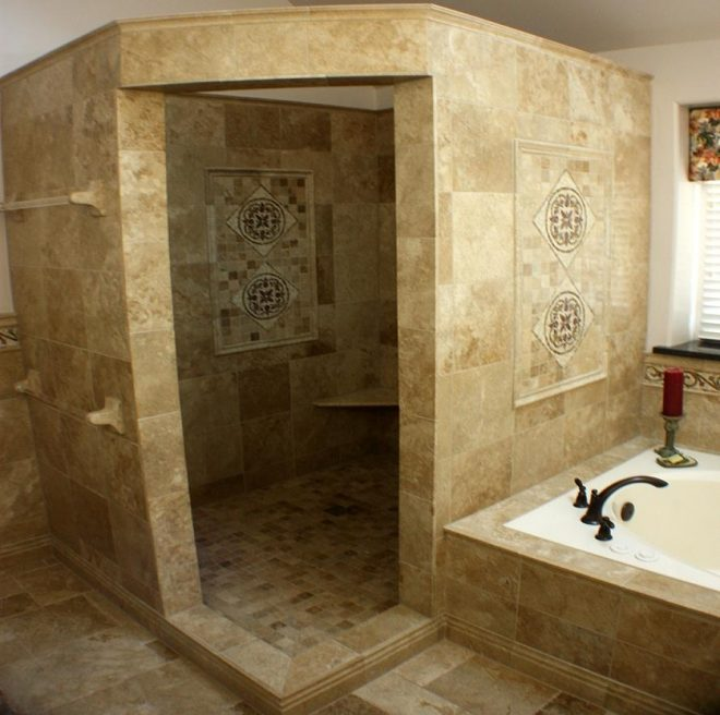 bathroom shower stall tile designs the new way home decor tips