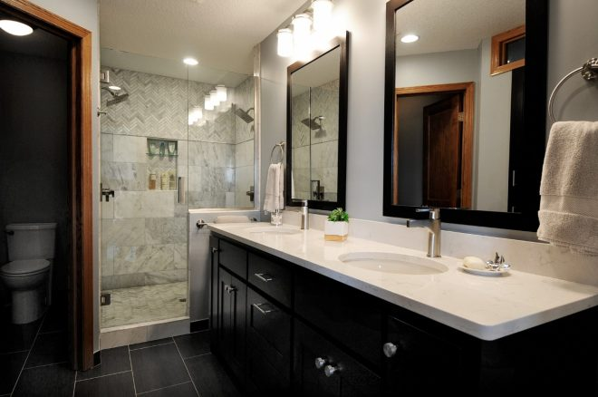 bathrooms b2 design build
