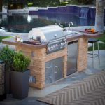 bbq island modular outdoor kitchens outdoor kitchen