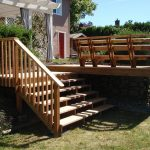 beautiful deck stairs ideas new home design how to make