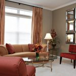 beautiful design country living room curtain ideas decor curtains