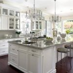 beautiful kitchens with white cabinets kitchen cabinet ideas inside