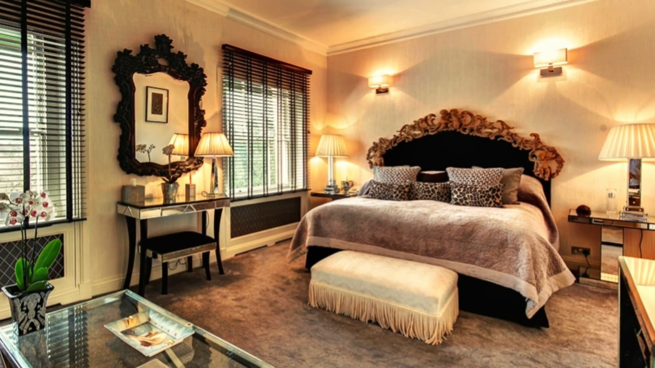 beautiful master bedrooms best 100 creative design ideas youtube
