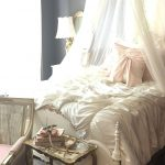 beautiful romantic french country bedroom with shab chic