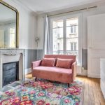 beautiful two bedroom apartment in the heart of montparnasse