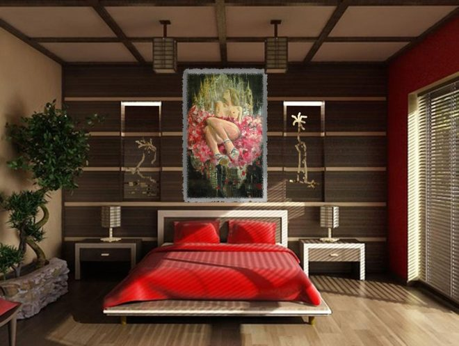 bedroom japanese inspired room decor elegant asian style bedroom