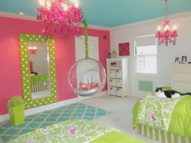 bedroom room decor ideas diy cool beds for kids bunk with