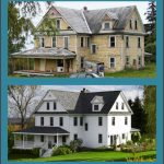 before after country home upstate new york homespree