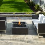 bento 32 concrete charcoal backyard modern paloform