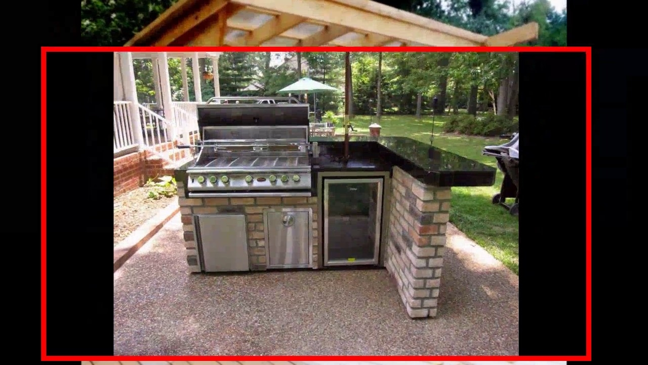 best cheap outdoor kitchen ideas pics for on a budget and style