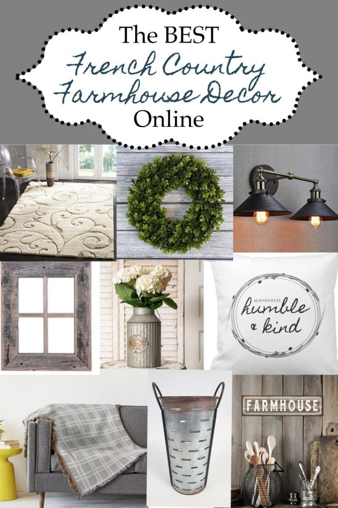 best french country farmhouse decor online french country