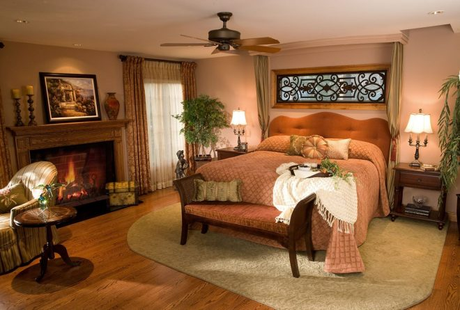 best master bedroom design ideas on a budget with table lamp