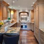 best narrow kitchen ideas kitchen peninsula ideas kitchen designs