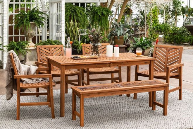 best outdoor furniture 12 affordable patio dining sets to
