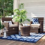 best target outdoor furniture for small spaces popsugar home