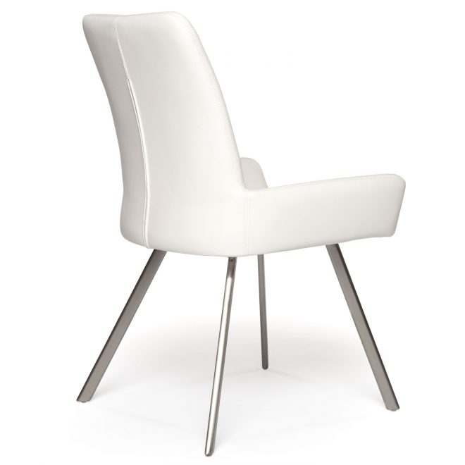 bianco dining chair white