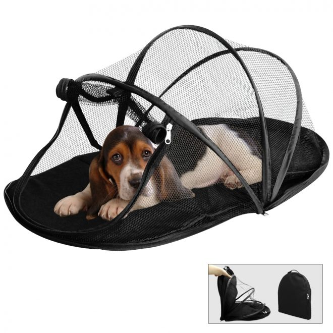 big beds for dog noblecamper dog bed sleeping bag for