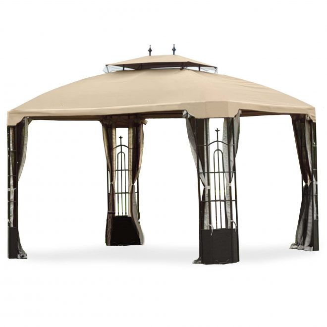 big lots 10 x 12 bay window replacement canopy series 2