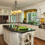 black island counter top with white counter tops google