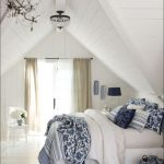 blue and white decor adding blue and white colors and