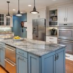 blue kitchen color trends 2018 home design and decor best