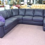 blue leather sectional sofa with chaise best navy lyla stores