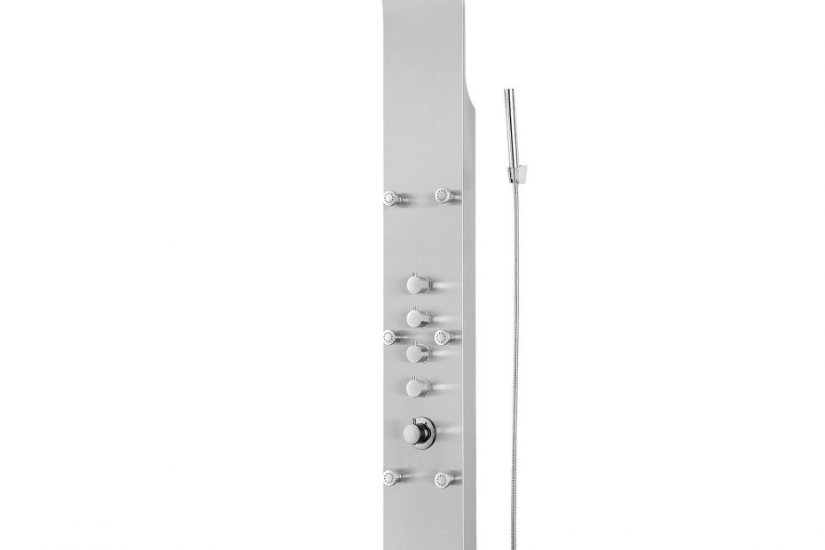 blue ocean 645 inch stainless steel thermostatic shower