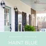 blue porch ceilings a southern tradition and why blue