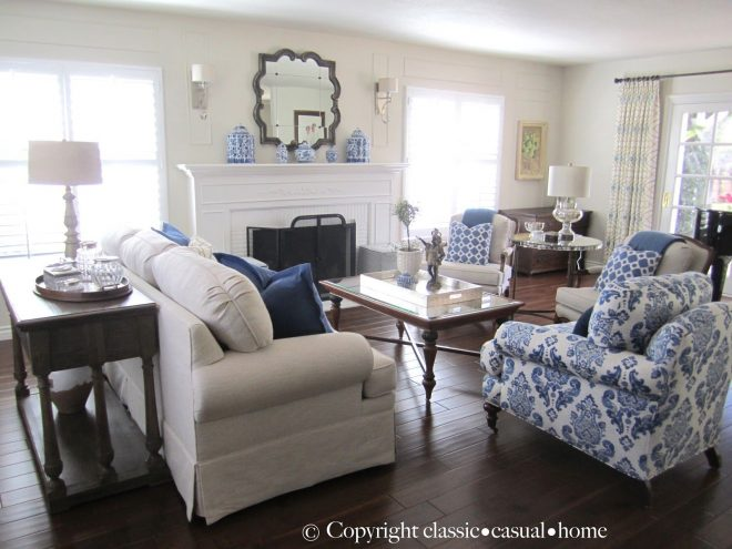 blue white and silver timeless design design livingrooms