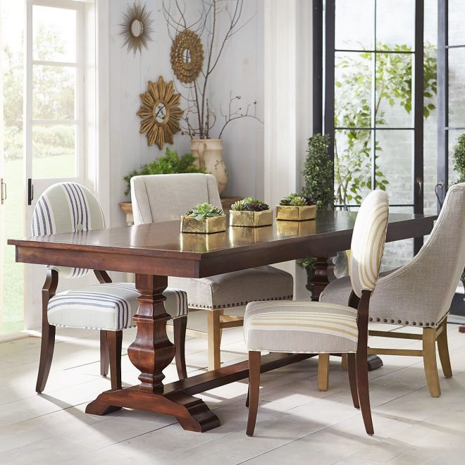 bradding espresso 84 dining table dining table