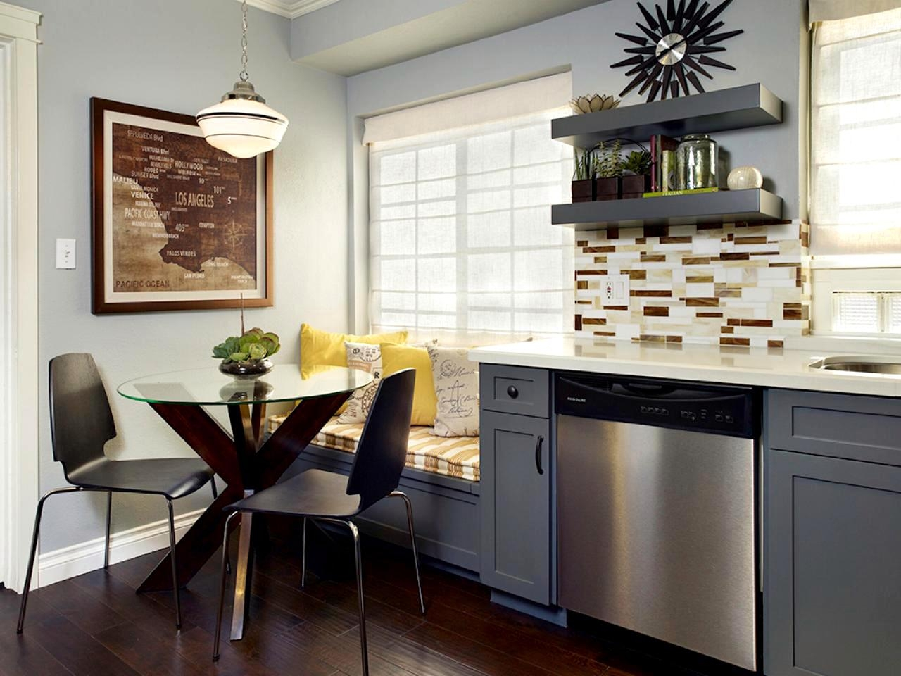 Small Eat In Kitchen Remodel Ideas Opnodes