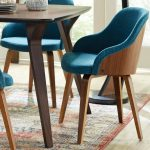 brighton mid century modern upholstered dining chair reviews
