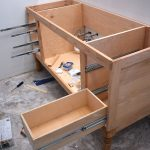 build a diy bathroom vanity part 4 making the drawers fixing