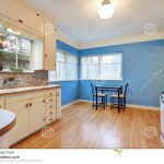 bungalow kitchen and dining area stock photo image of