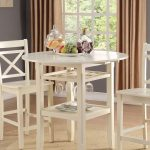 burroughs counter height drop leaf dining table