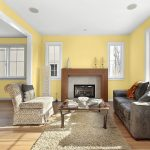 butter yellow living room paint colors home depot paint home