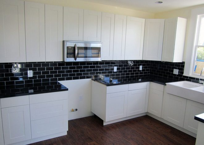 cabinet blue pearl granite with white cabinets for your modern