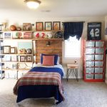 cals big boy vintage sports room living with lady in 2019
