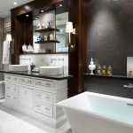 candice olson bathrooms high tech gray contemporary bath