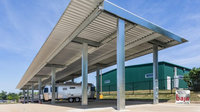 canopy covered rv installation best practices for storage