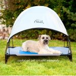 canopy dog beds for large dogs korrectkritterscom