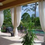canvas of create a dramatic look to your patio with the