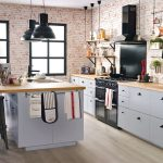 captivating industrial kitchen concepts