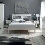 carrington white bed frame white bedroom furniture
