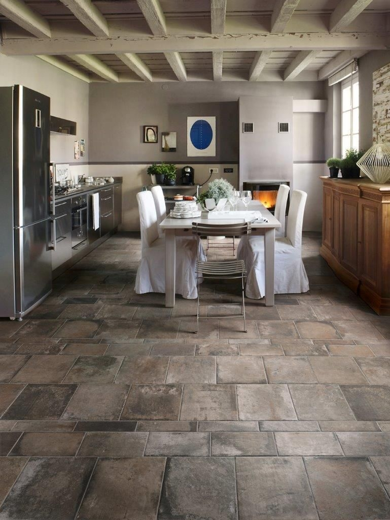 casa is a brand new porcelain tile range to the collection which
