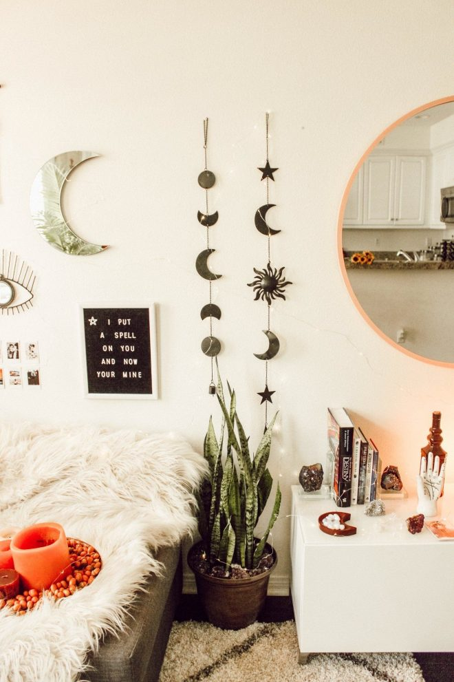 celestial wall hanging in 2019 room decor bedroom decor